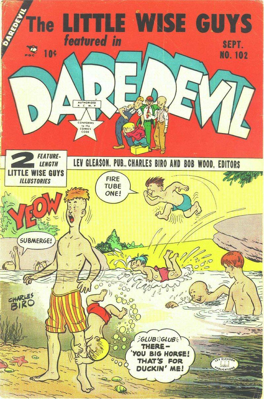 Daredevil (1941) 102 Page 1