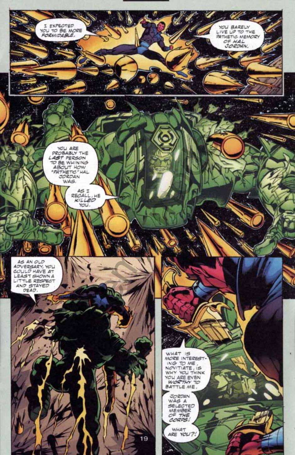 Read online Green Lantern: Our Worlds At War comic -  Issue # Full - 18