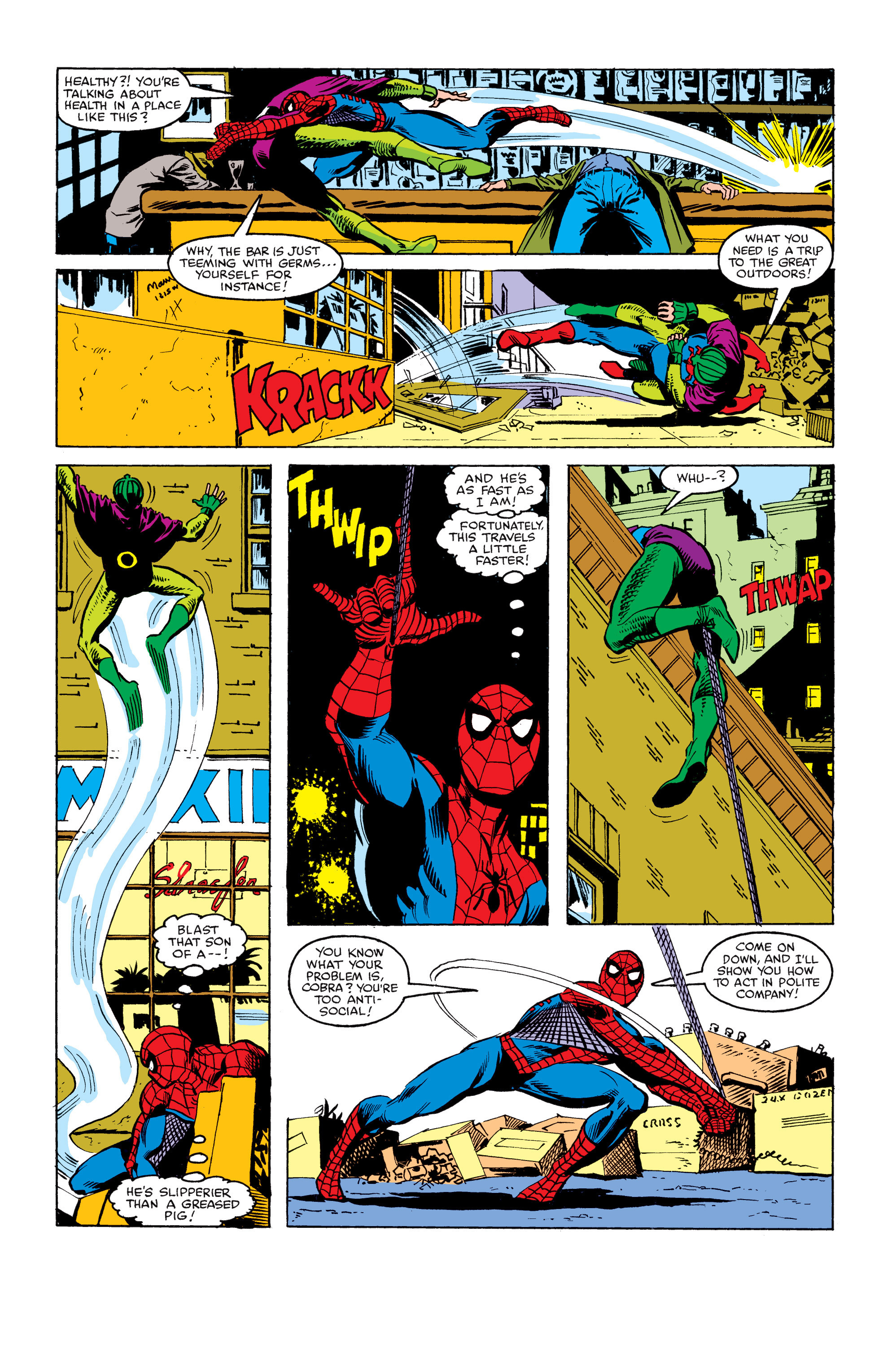 The Amazing Spider-Man (1963) 231 Page 18