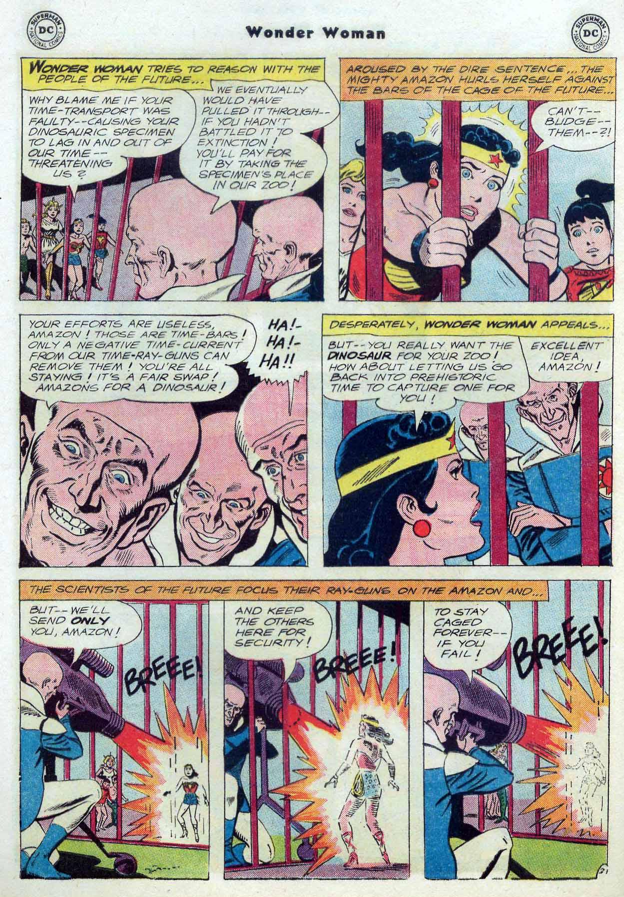 Read online Wonder Woman (1942) comic -  Issue #145 - 28