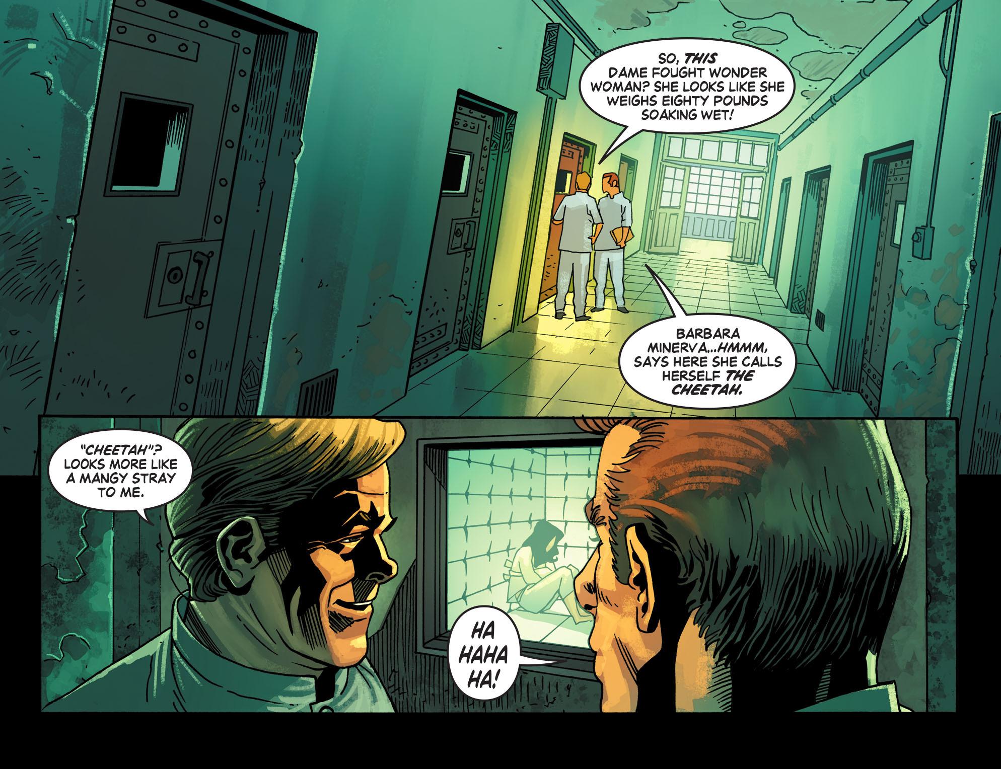 Read online Wonder Woman '77 [I] comic -  Issue #9 - 21