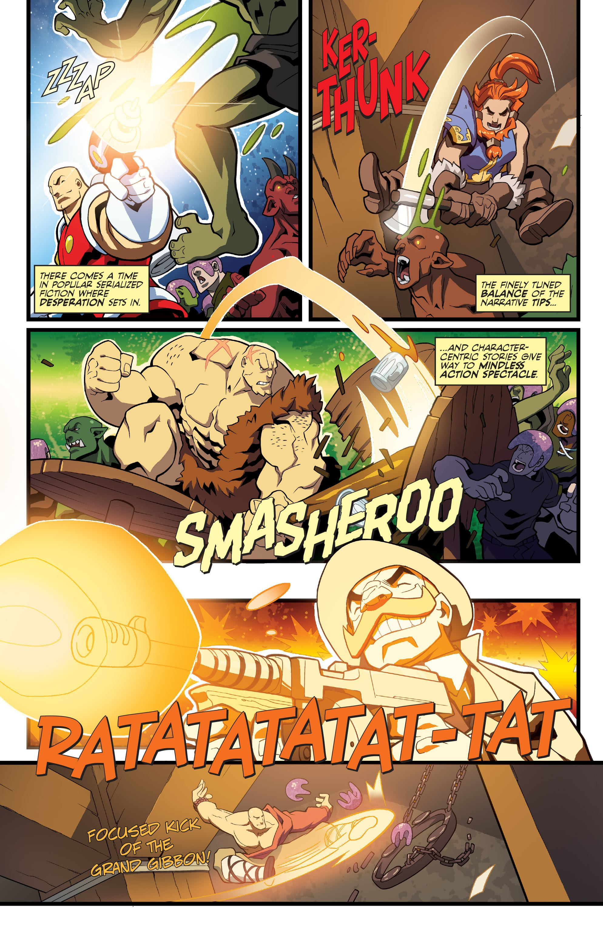Read online Skullkickers comic -  Issue #33 - 12