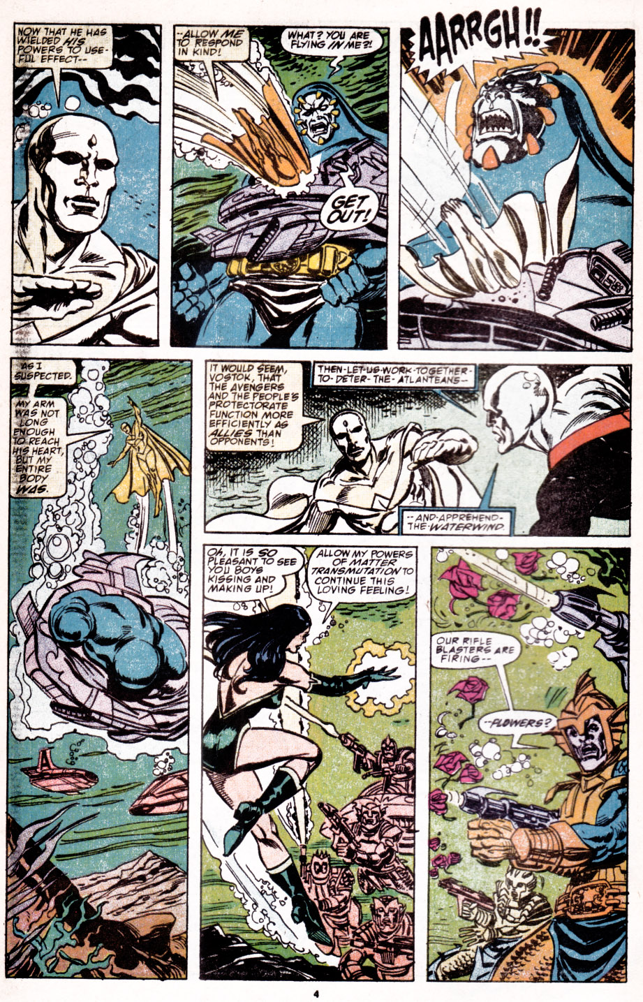 The Avengers (1963) 320 Page 4
