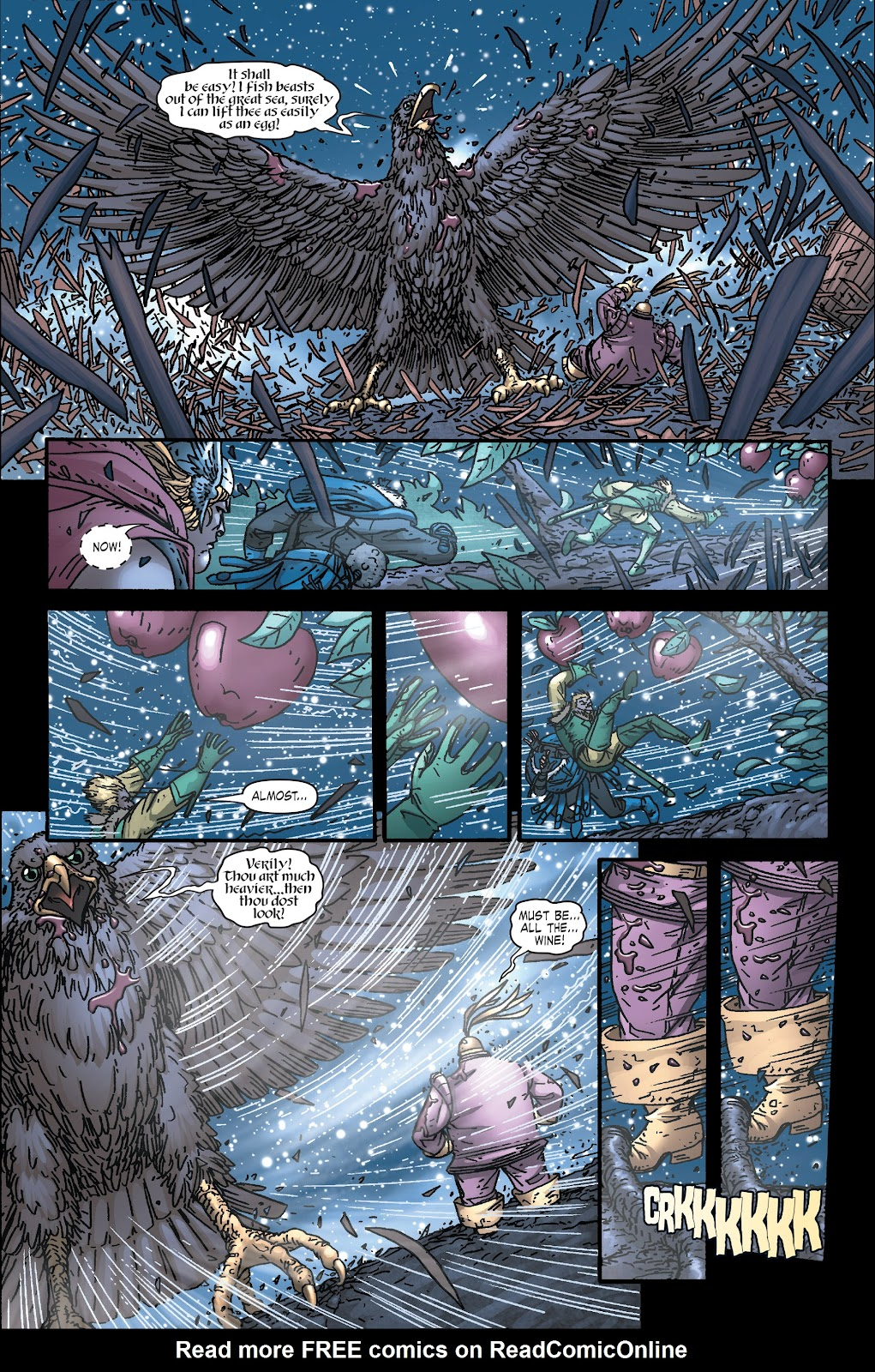 Read online Thor: Ragnaroks comic -  Issue # TPB (Part 1) - 40