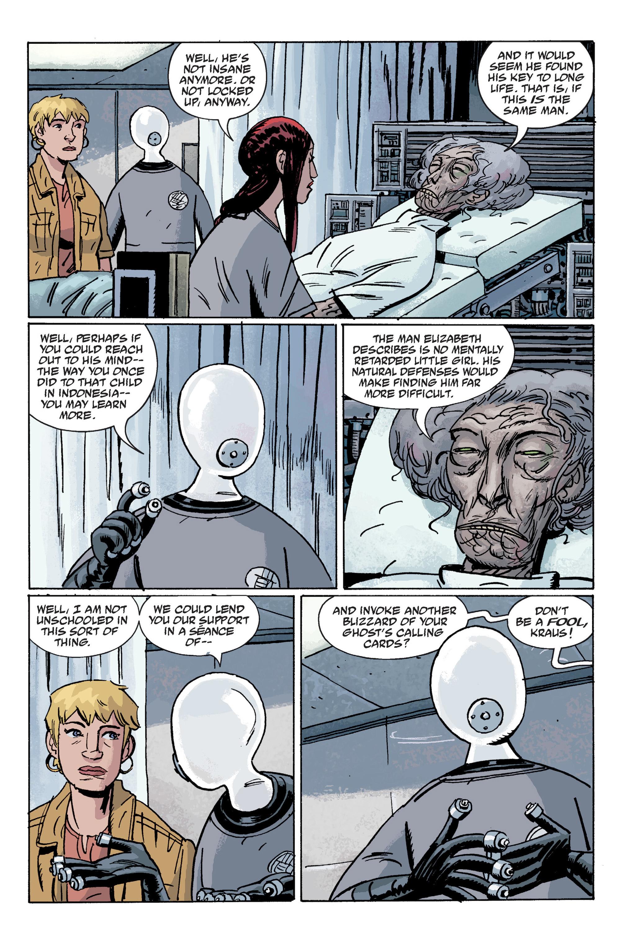 Read online B.P.R.D. (2003) comic -  Issue # TPB 10 - 36