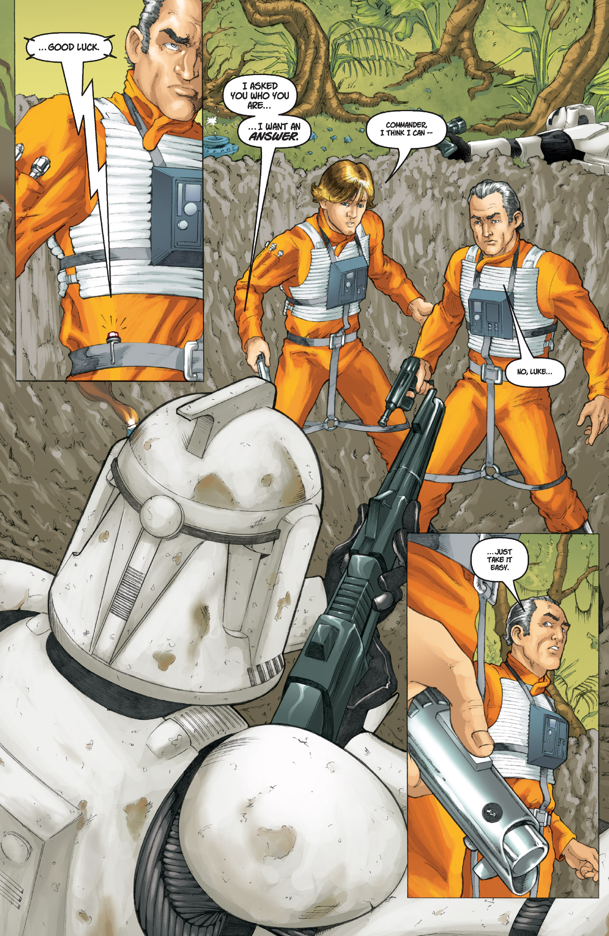 Read online Star Wars Omnibus comic -  Issue # Vol. 20 - 31