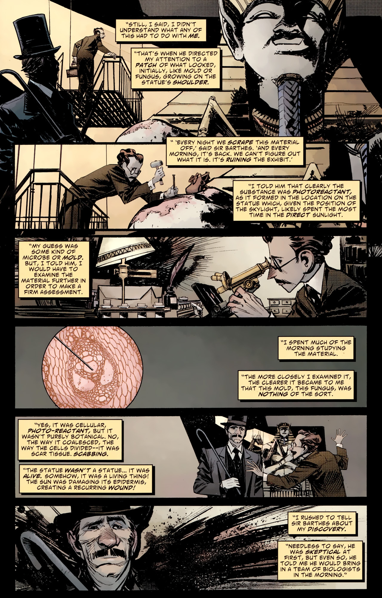 Read online American Vampire: Survival of the Fittest comic -  Issue #4 - 4