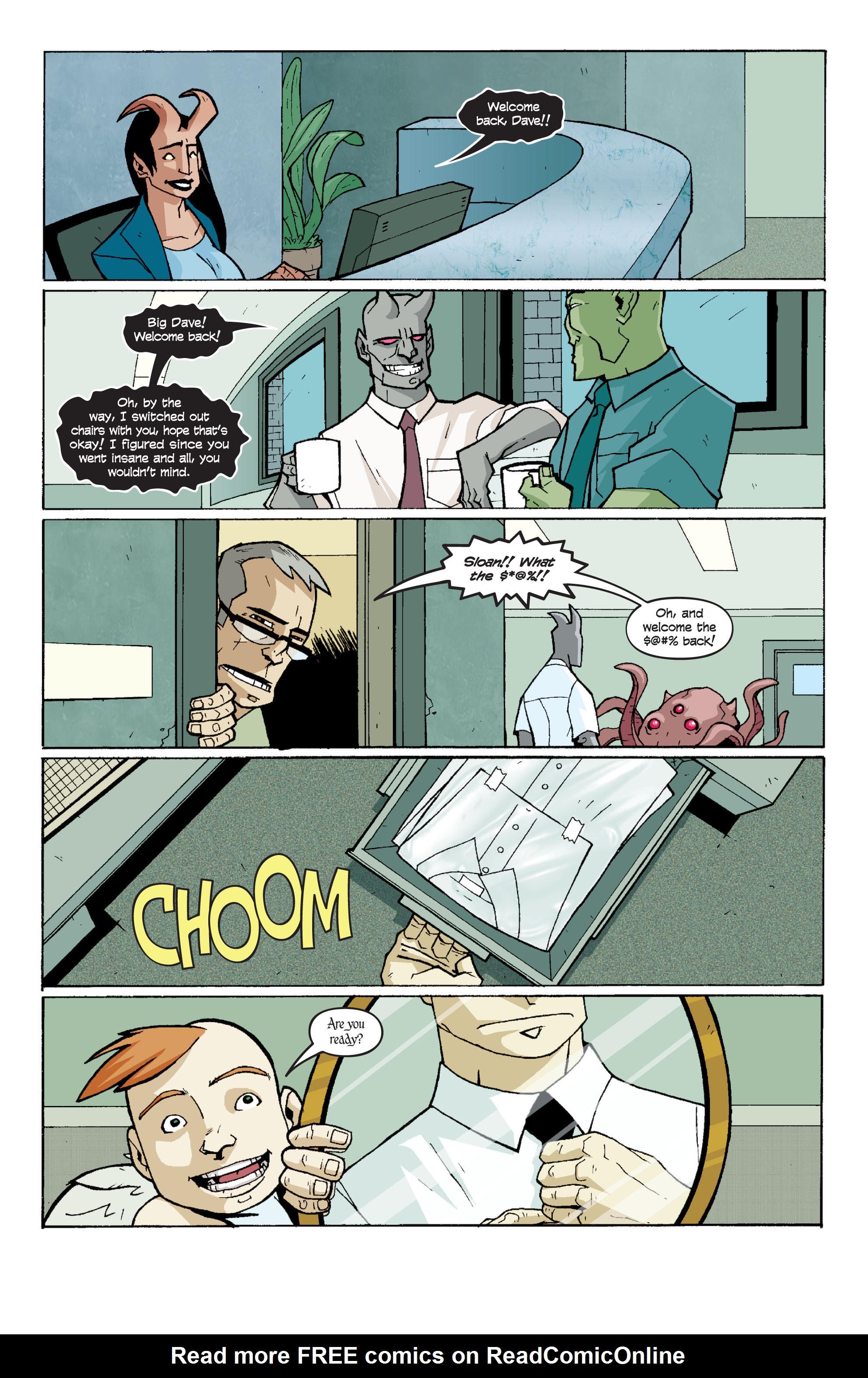 Read online Killer Of Demons comic -  Issue #3 - 7