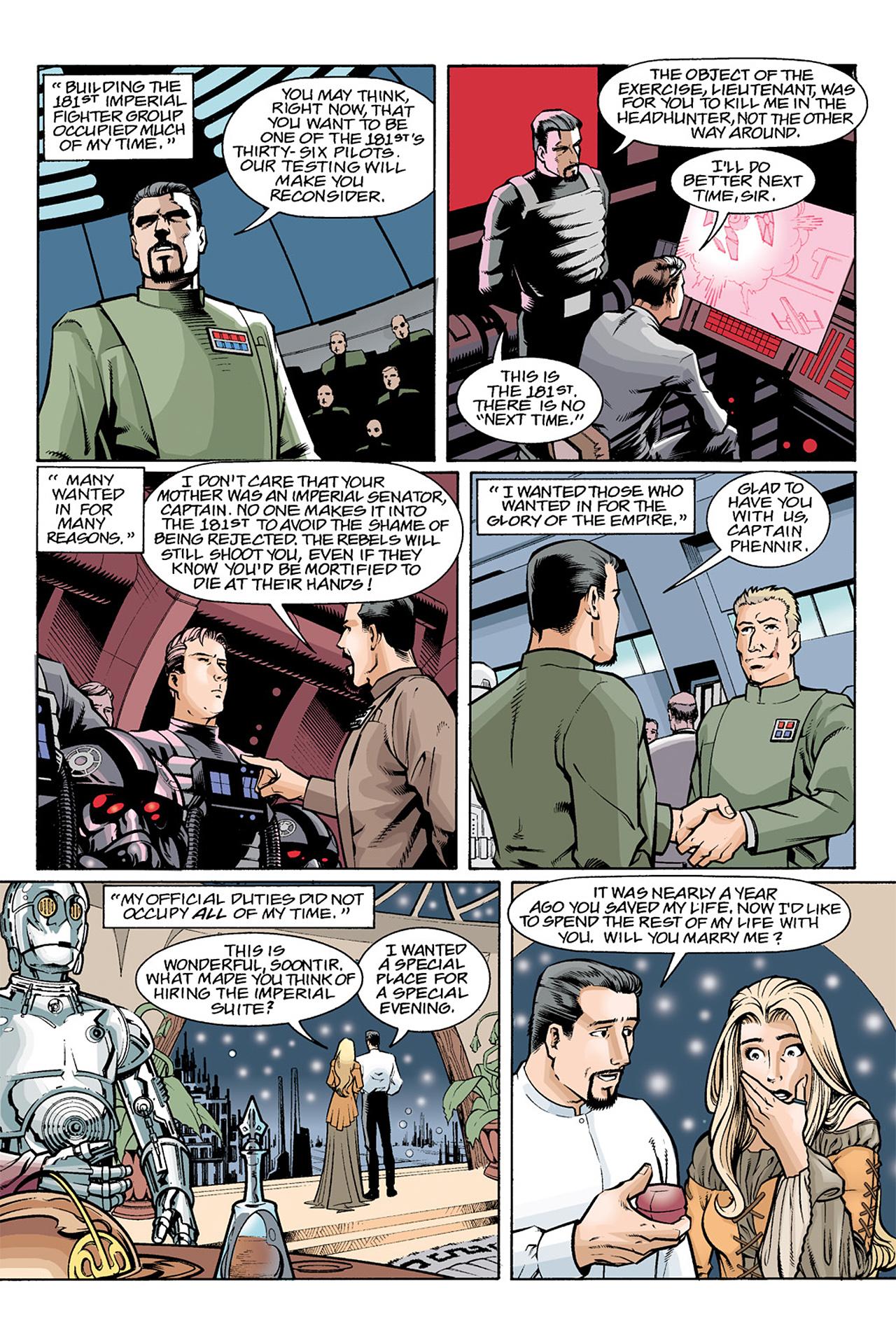 Read online Star Wars Omnibus comic -  Issue # Vol. 3 - 120