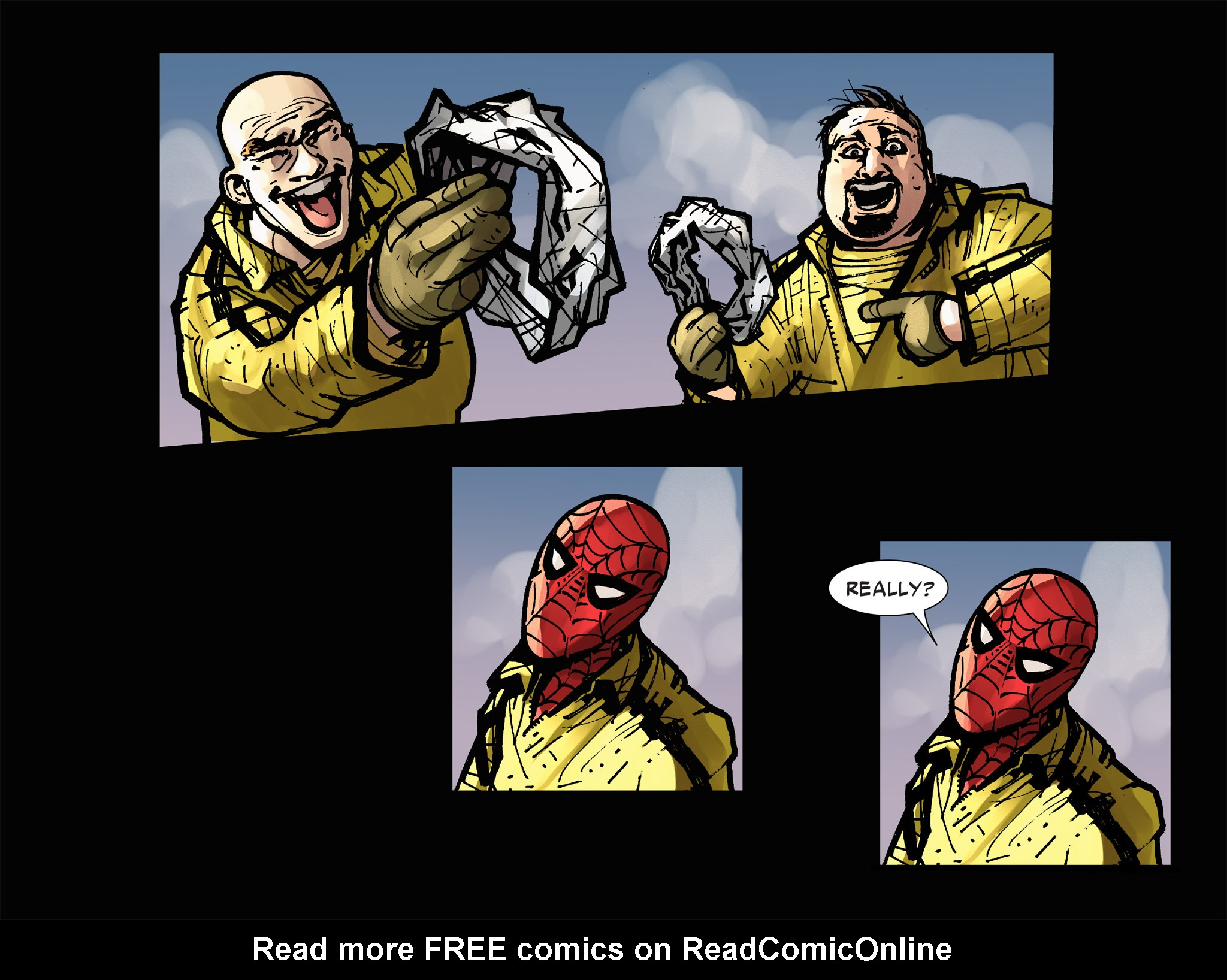 Read online Amazing Spider-Man: Who Am I? comic -  Issue # Full (Part 3) - 140