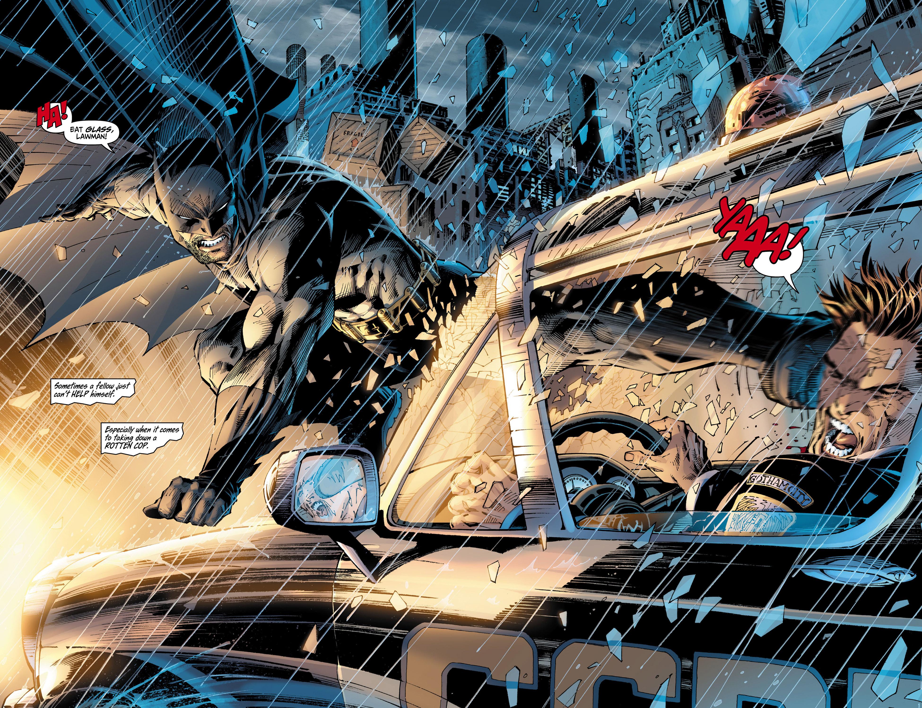 Read online All Star Batman & Robin, The Boy Wonder comic -  Issue #6 - 18