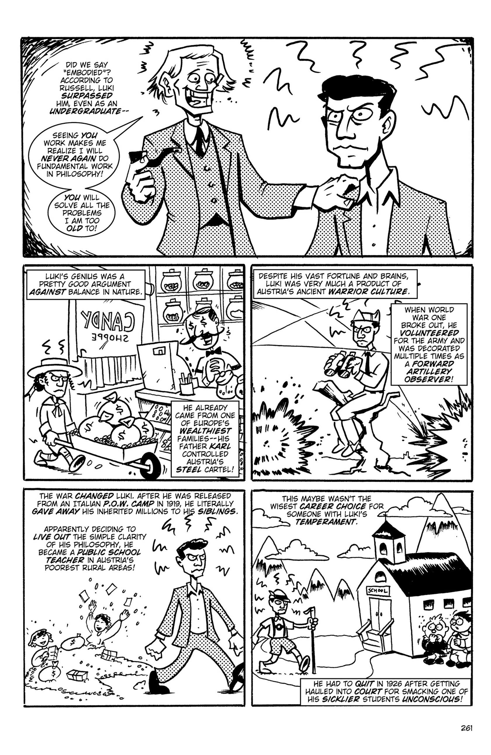Read online Action Philosophers! comic -  Issue #Action Philosophers! TPB (Part 2) - 89
