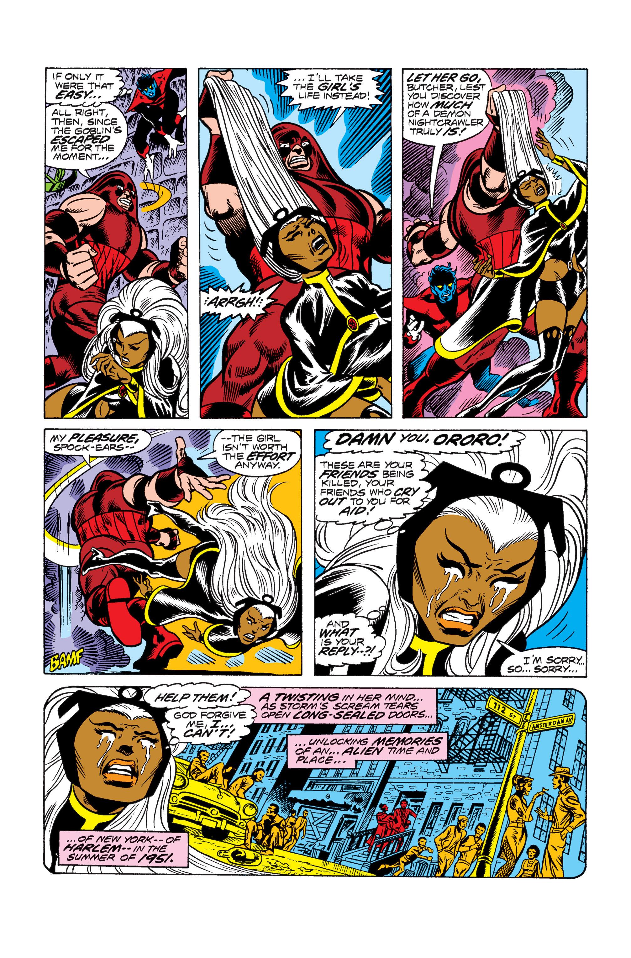 Uncanny X-Men (1963) 102 Page 6