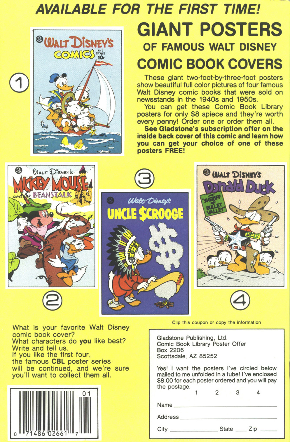 Read online Uncle Scrooge (1953) comic -  Issue #213 - 36