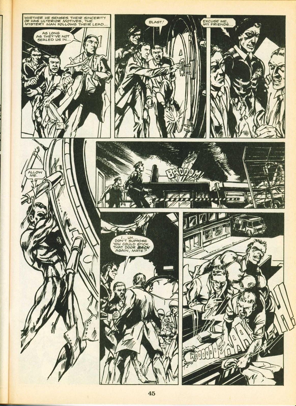 Warrior Issue #24 #25 - English 45