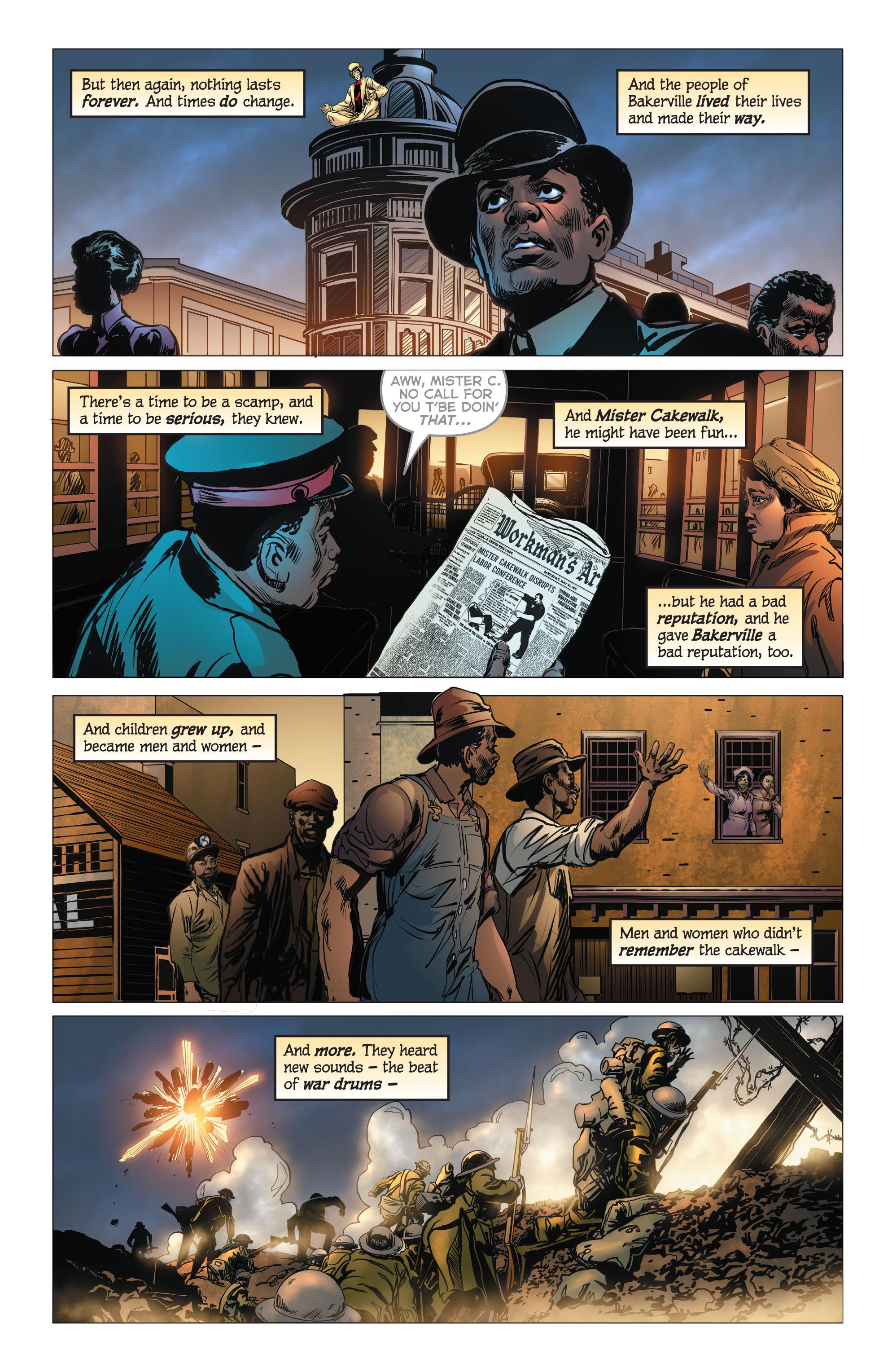 Read online Astro City comic -  Issue #37 - 22