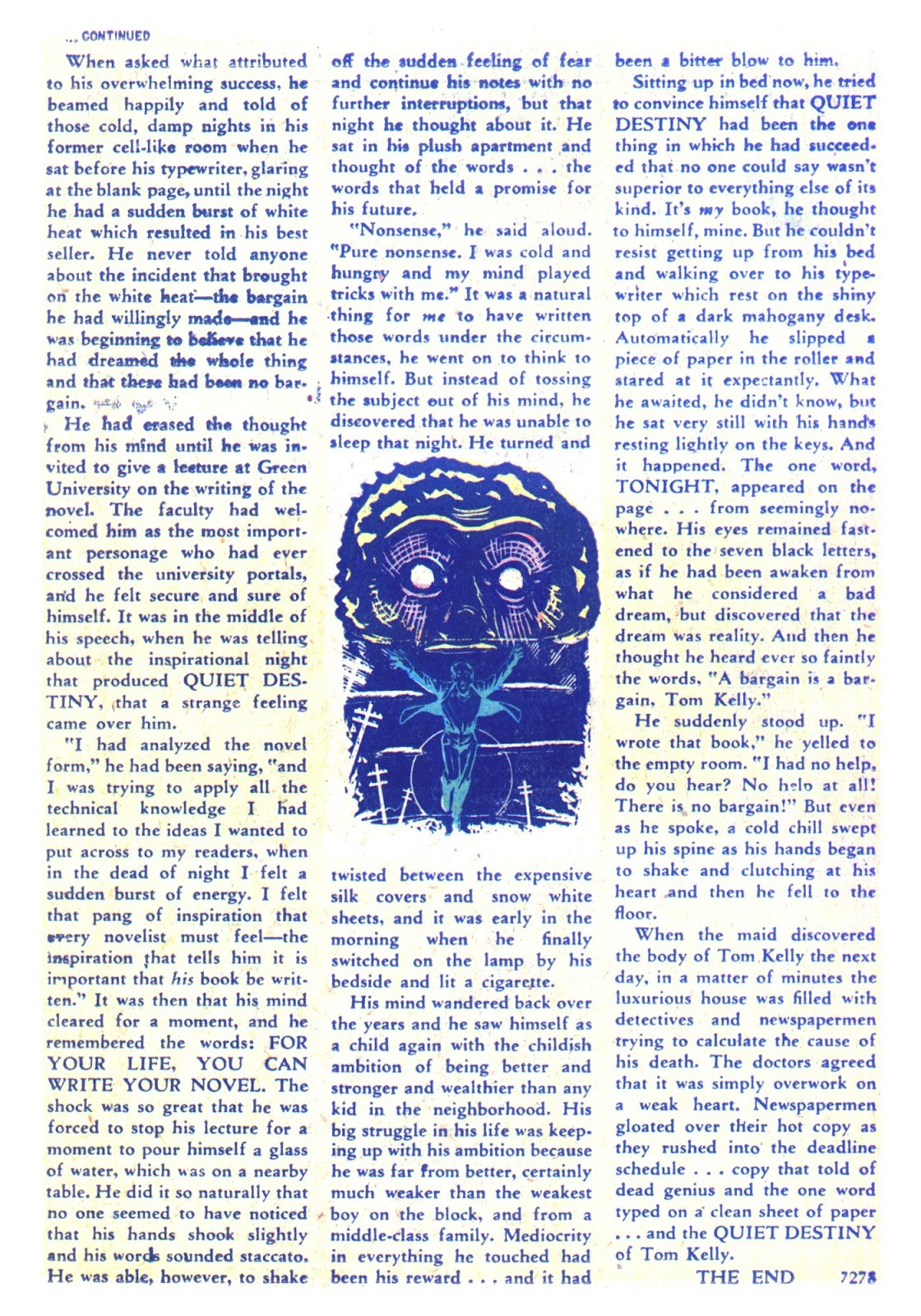 Journey Into Unknown Worlds (1950) issue 37 - Page 22