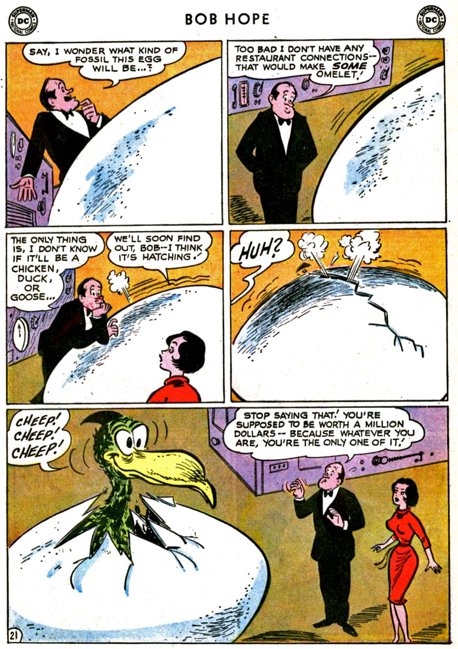 The Adventures of Bob Hope issue 69 - Page 28