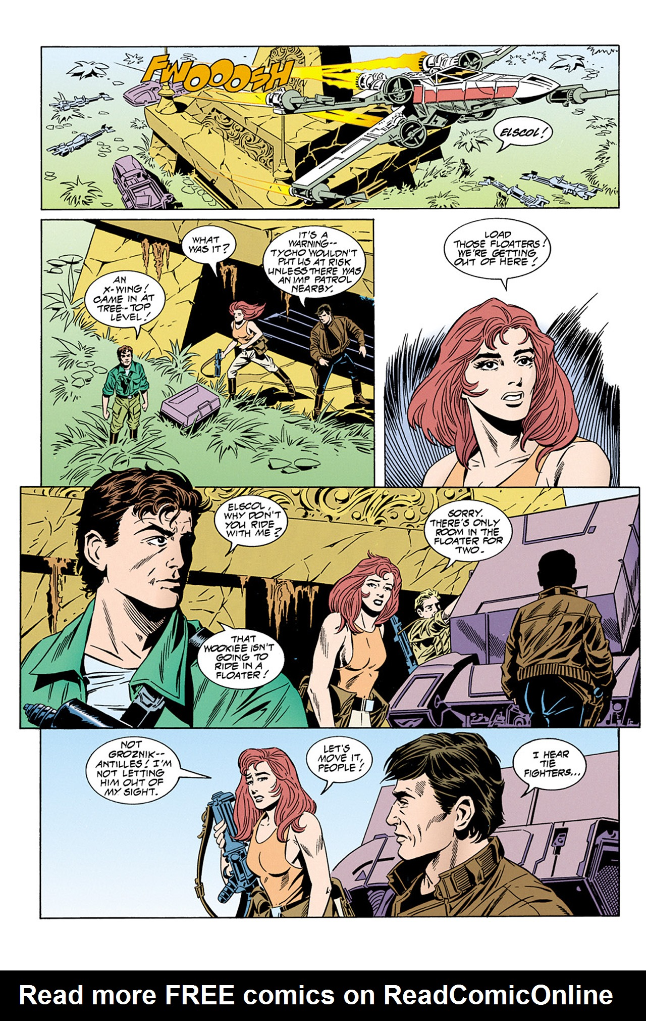 Read online Star Wars Omnibus comic -  Issue # Vol. 1 - 128