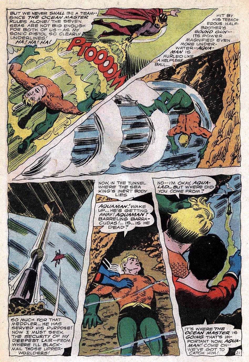 Read online Aquaman (1962) comic -  Issue #32 - 28