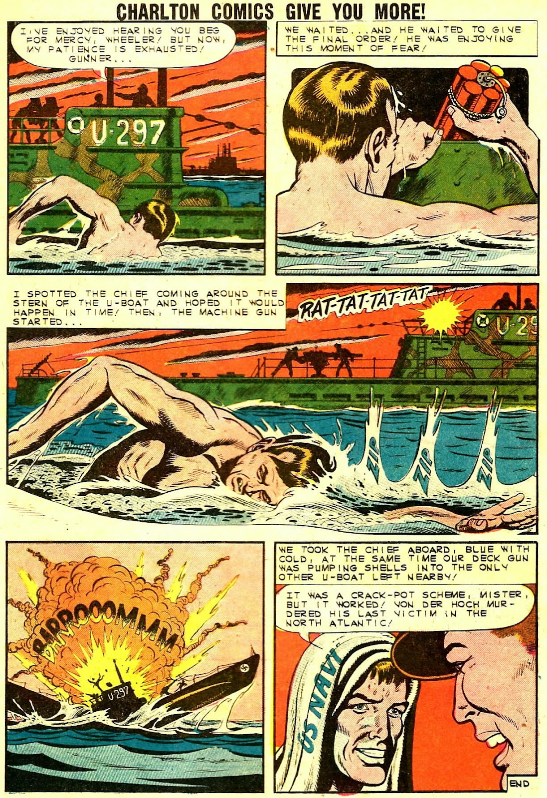 Read online Fightin' Navy comic -  Issue #109 - 33