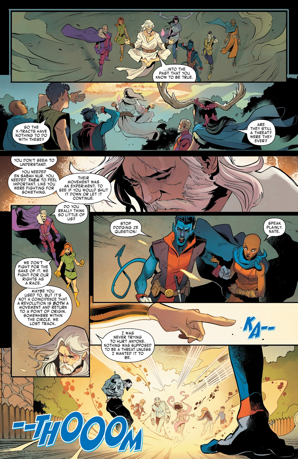 Read online Age of X-Man Omega comic -  Issue # Full - 14