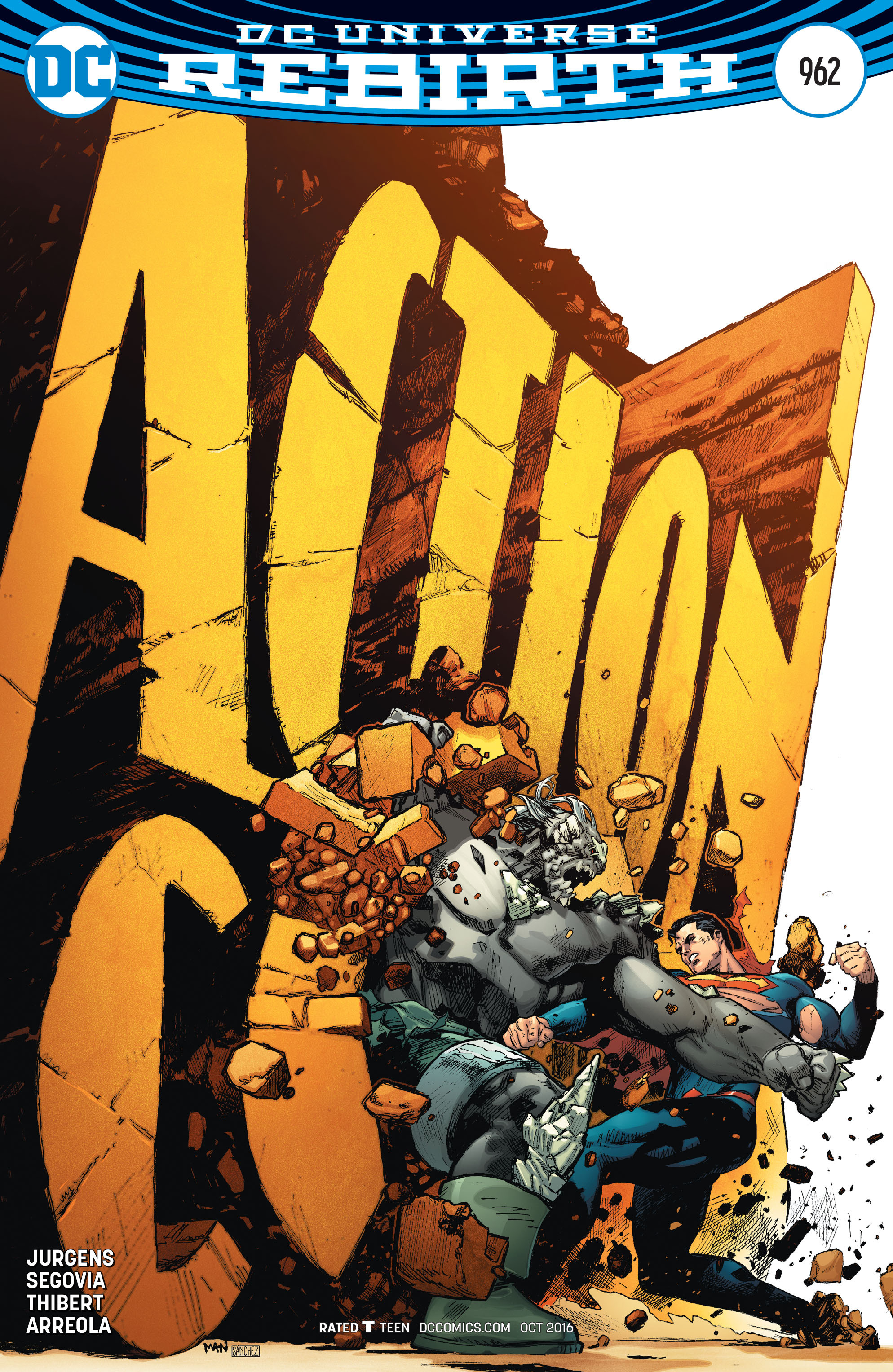 Read online Action Comics (2016) comic -  Issue #962 - 1