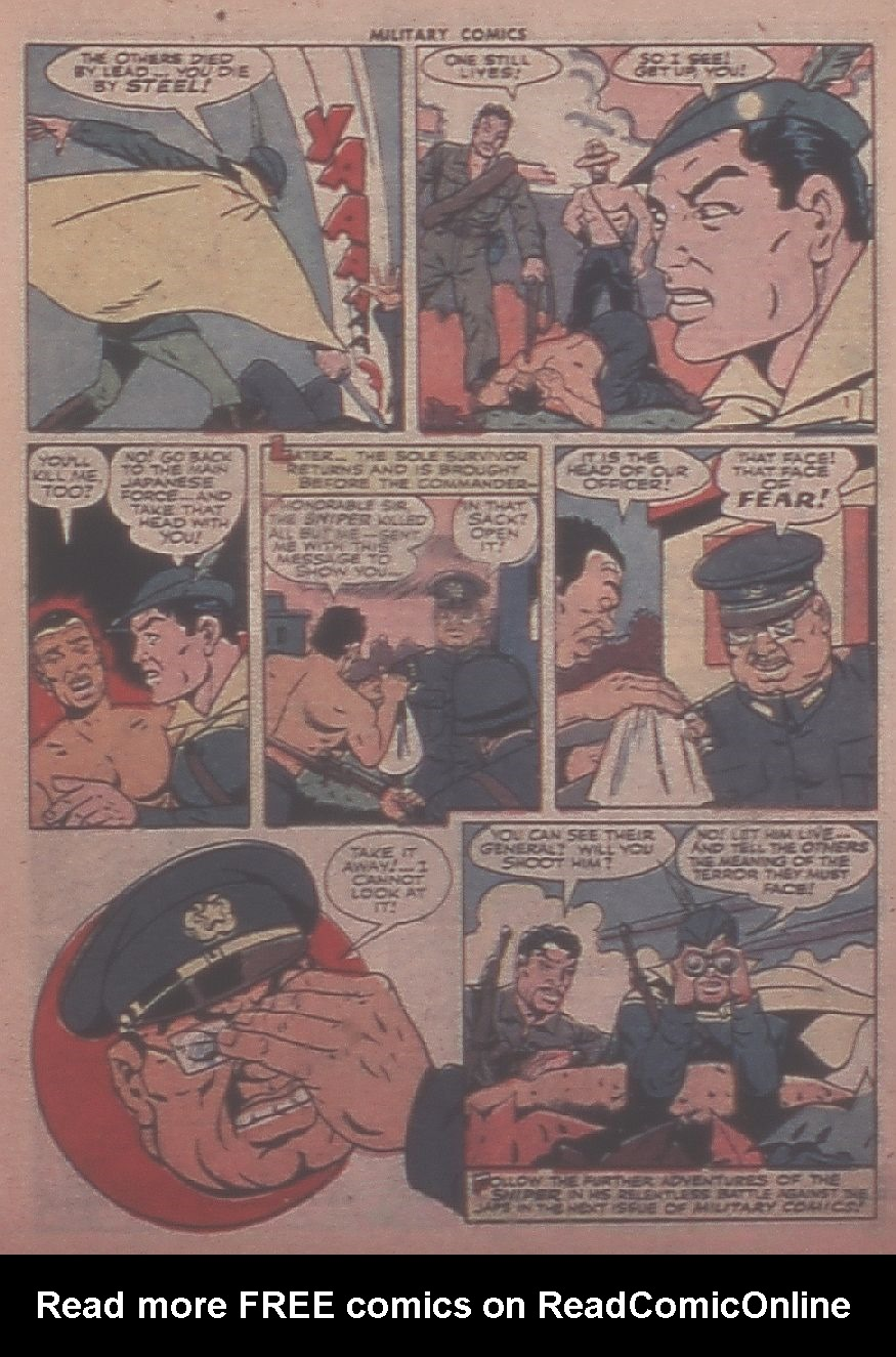 Military Comics issue 31 - Page 29