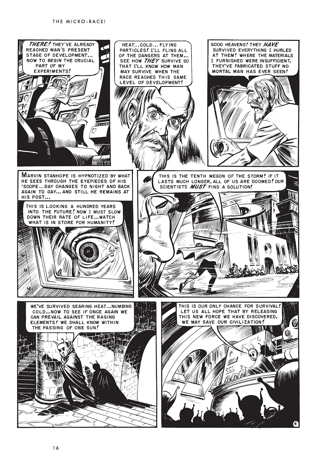 Read online The Martian Monster and Other Stories comic -  Issue # TPB (Part 1) - 31
