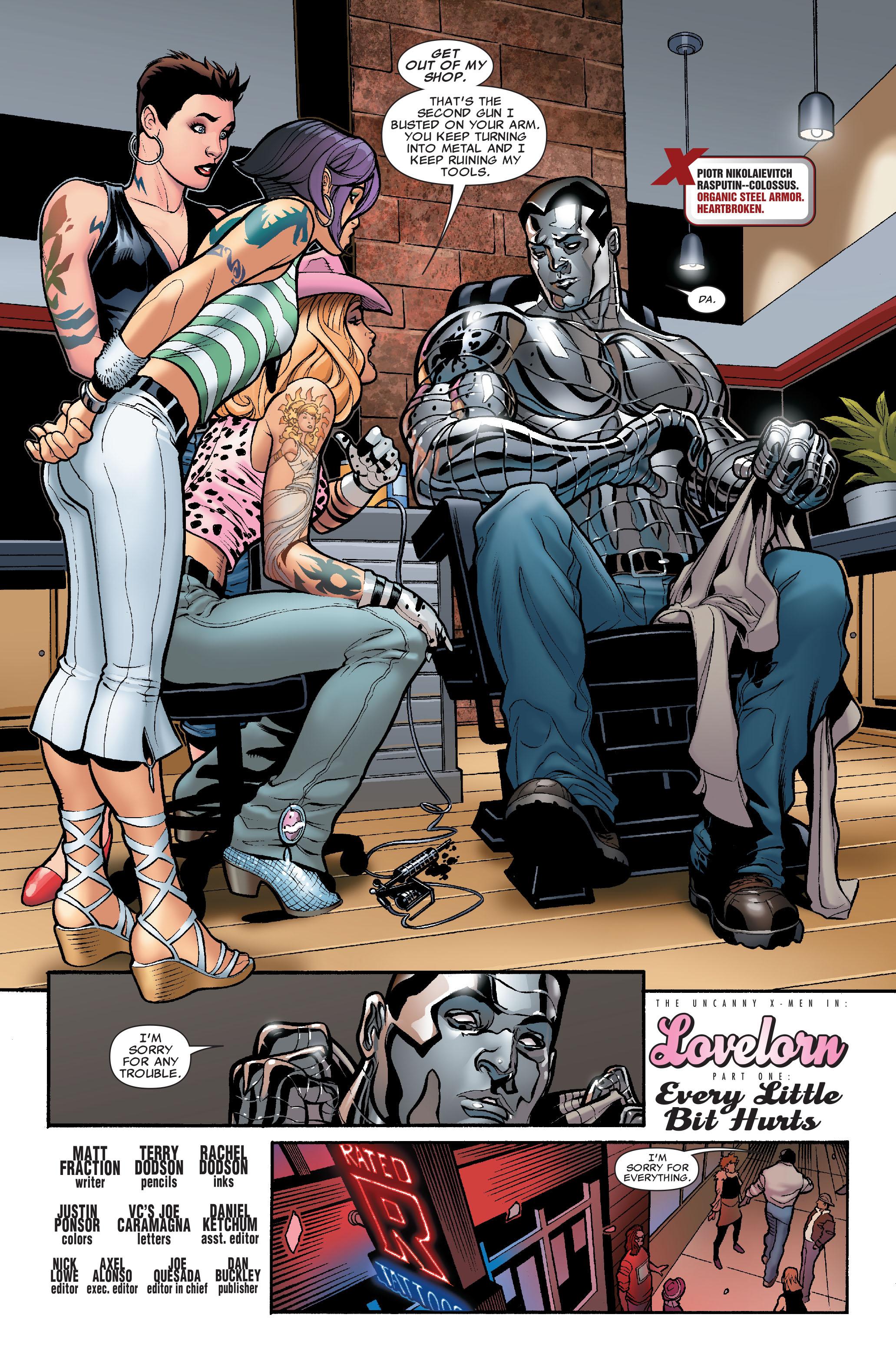 Read online Uncanny X-Men (1963) comic -  Issue #504 - 5