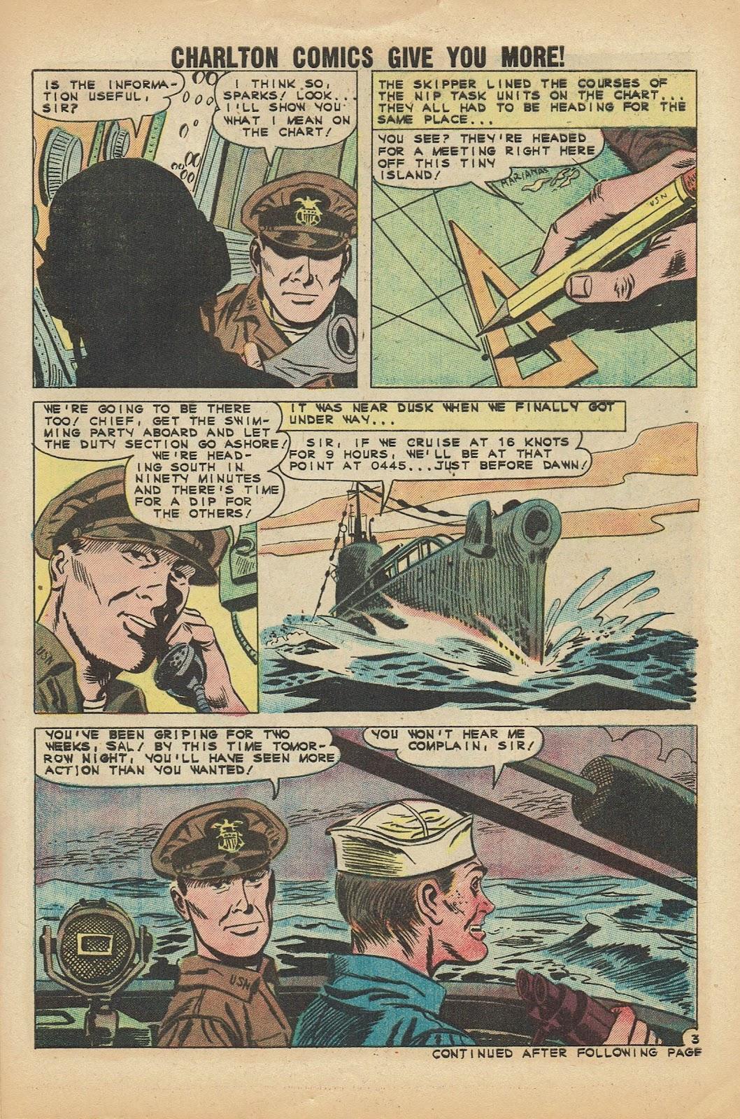 Read online Fightin' Navy comic -  Issue #97 - 5