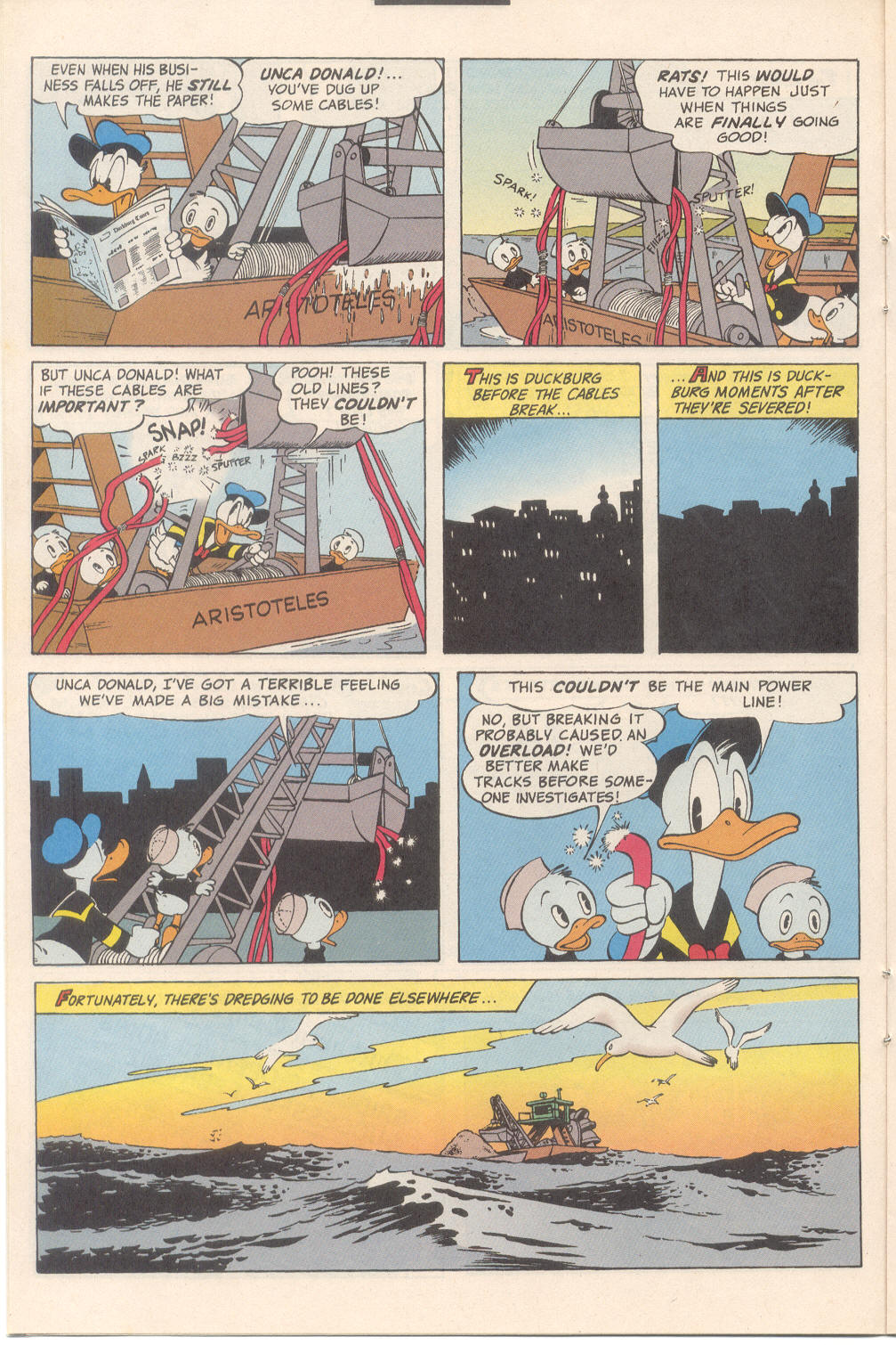 Read online Walt Disney's Comics Penny Pincher comic -  Issue #4 - 8