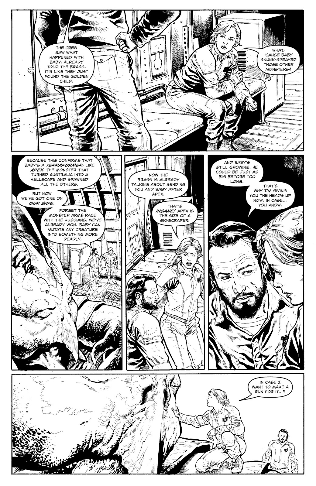 Read online Alan Moore's Cinema Purgatorio comic -  Issue #18 - 46