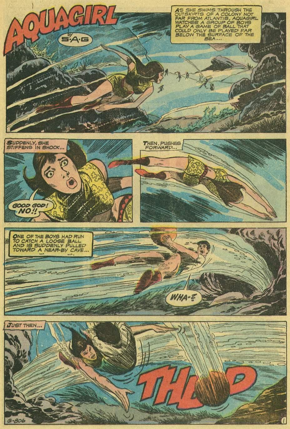 Read online Aquaman (1962) comic -  Issue #56 - 29