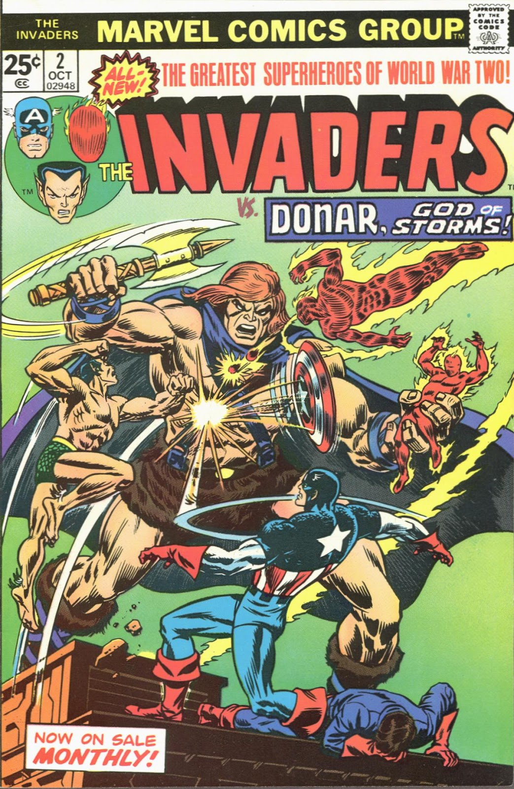 The Invaders (1975) issue 2 - Page 1