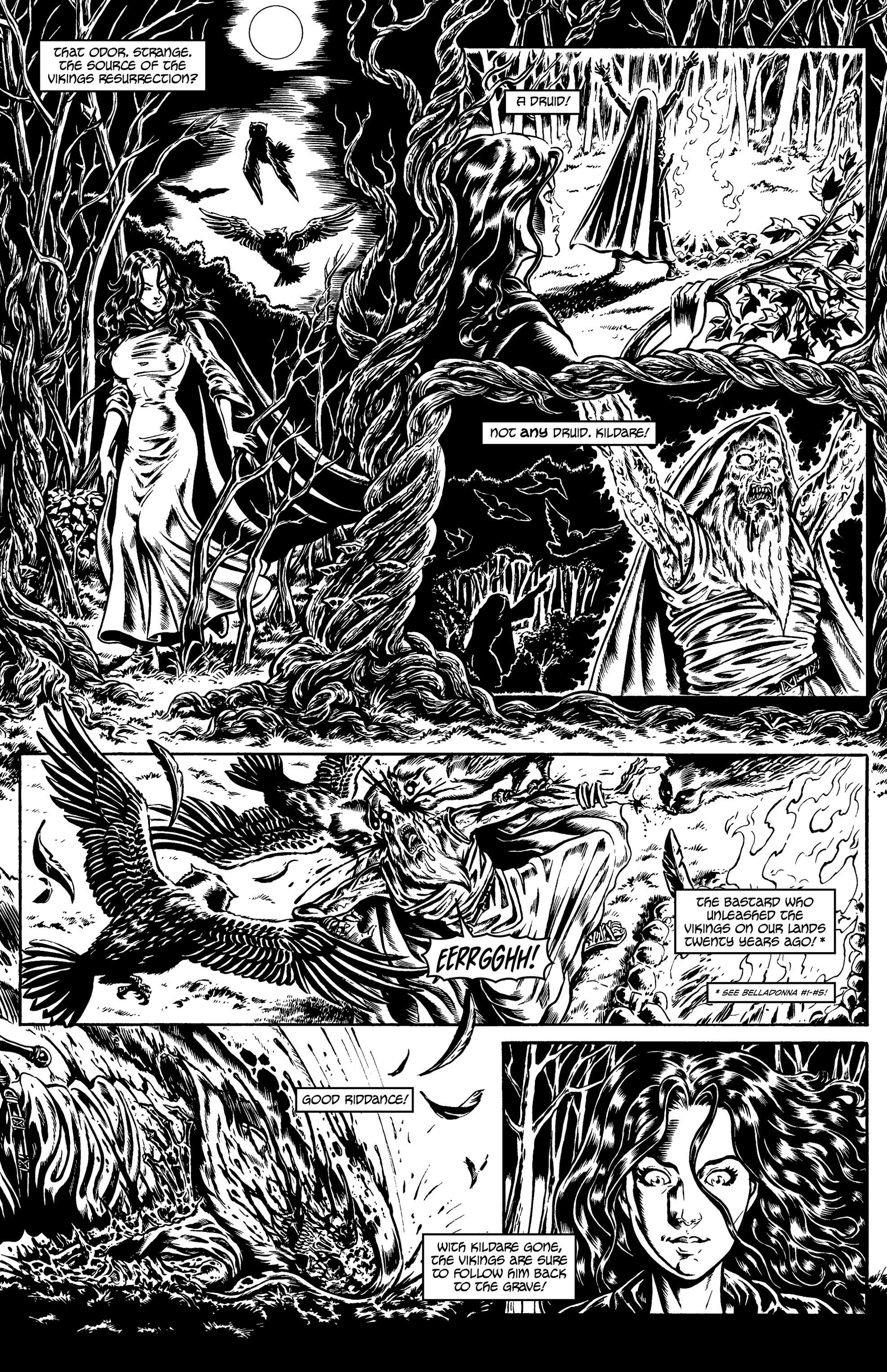 Read online Belladonna: Origins comic -  Issue #1 - 18