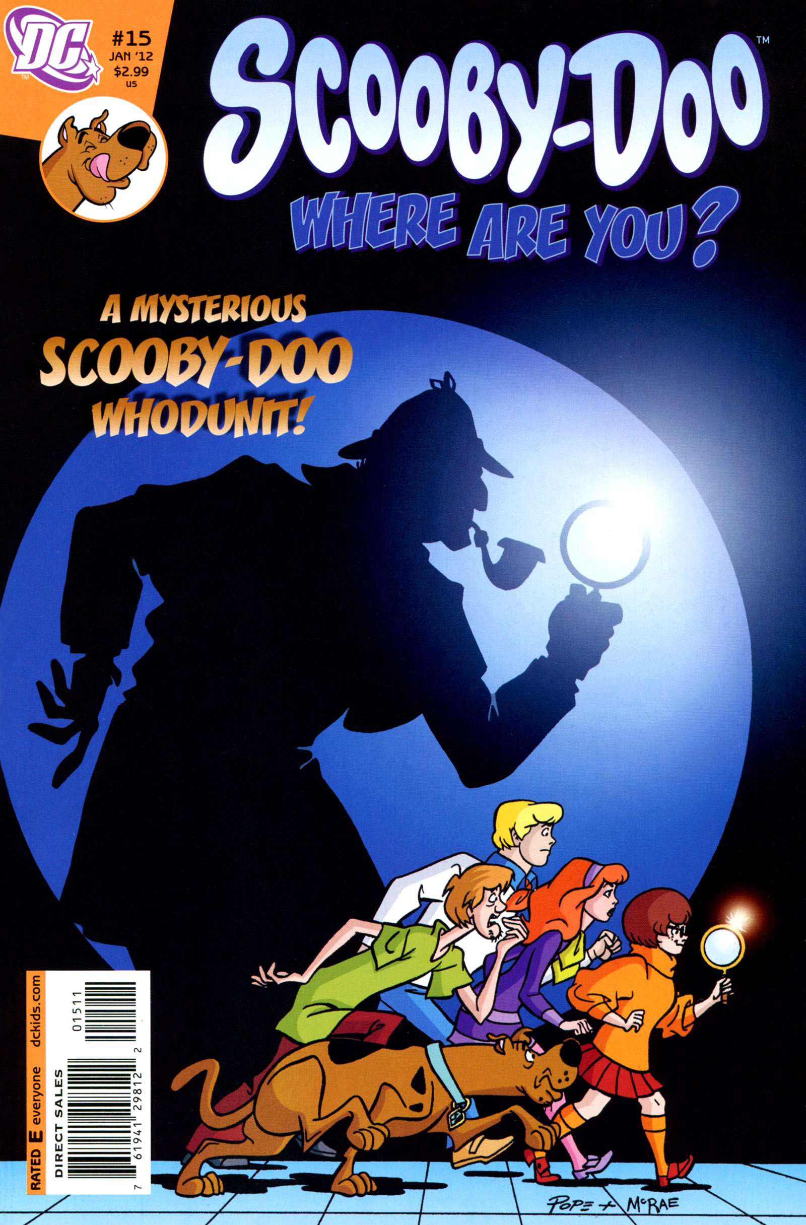 Read online Scooby-Doo: Where Are You? comic -  Issue #15 - 1
