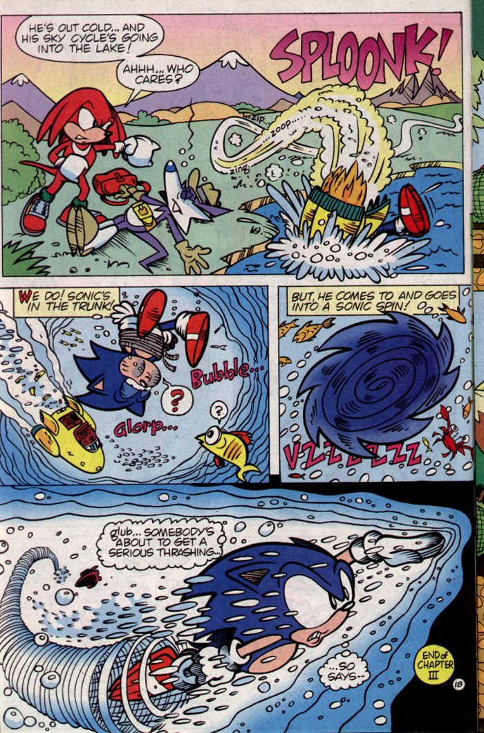 Read online Sonic The Hedgehog Triple Trouble Special comic -  Issue # Full - 20