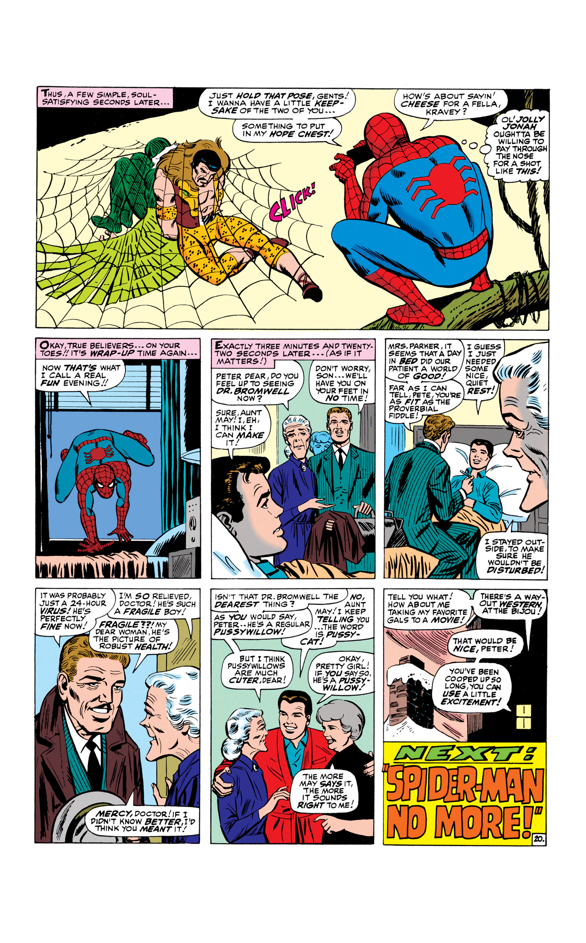 The Amazing Spider-Man (1963) 49 Page 20