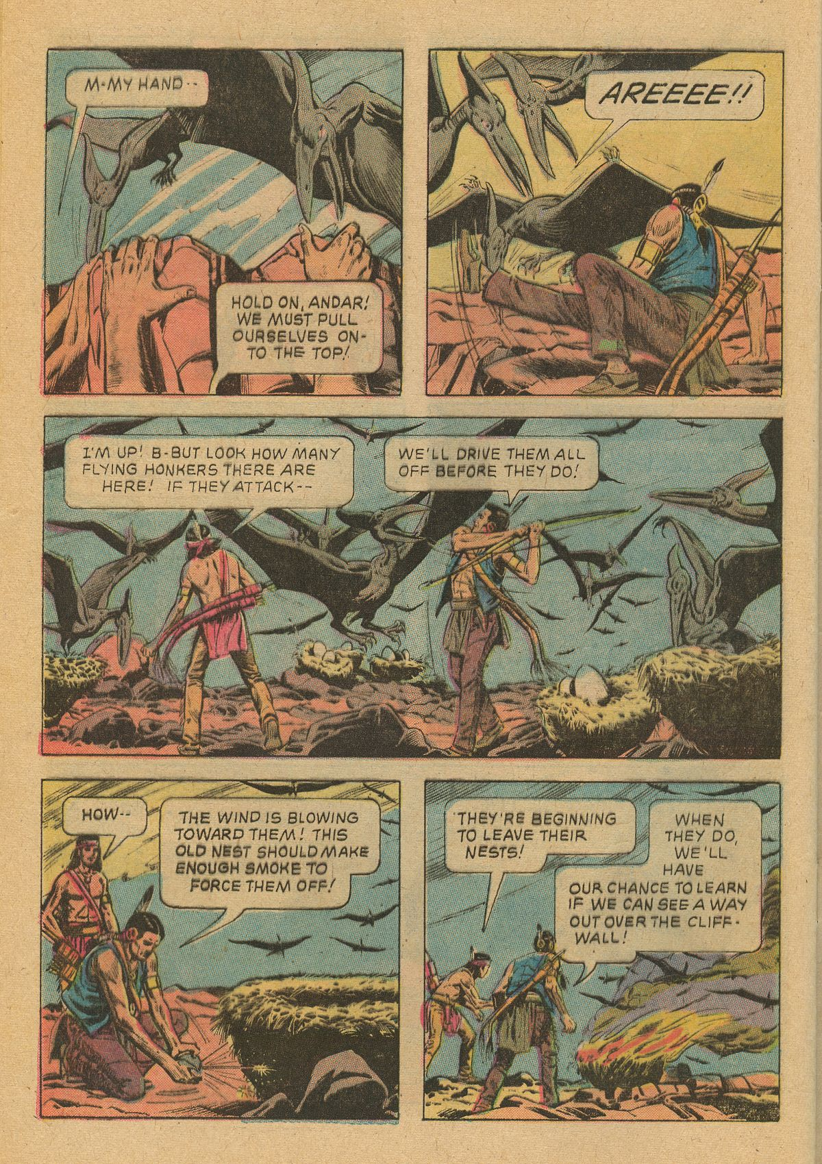 Read online Turok, Son of Stone comic -  Issue #99 - 28
