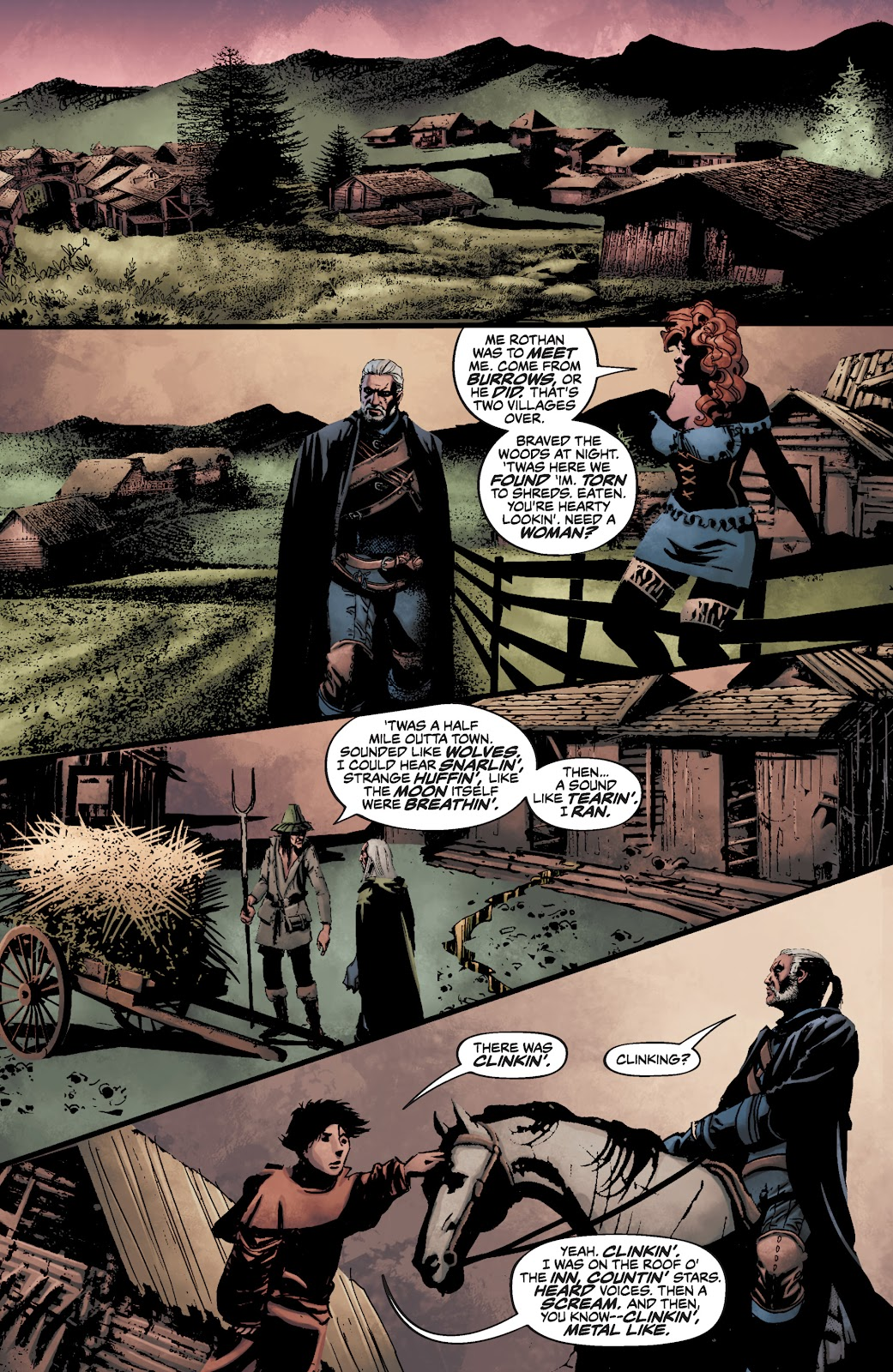 Read online The Witcher Omnibus comic -  Issue # TPB (Part 3) - 61