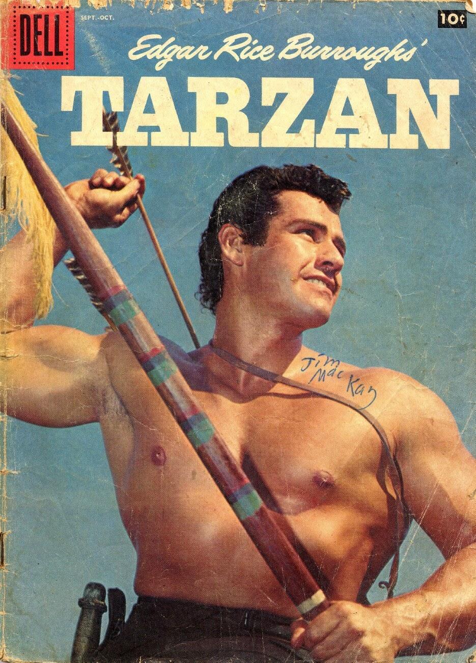 Tarzan (1948) issue 108 - Page 1