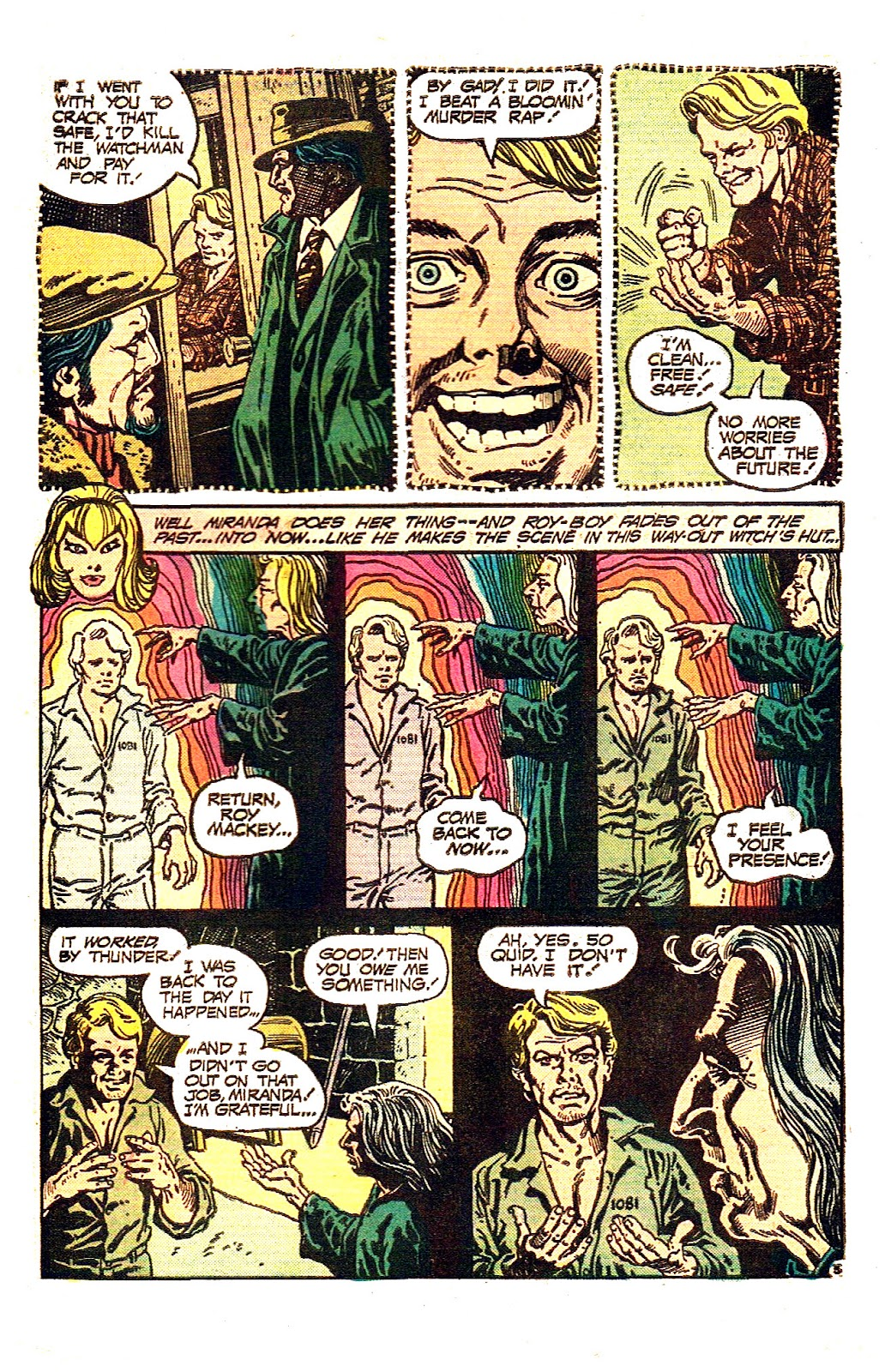 The Witching Hour (1969) issue 50 - Page 30