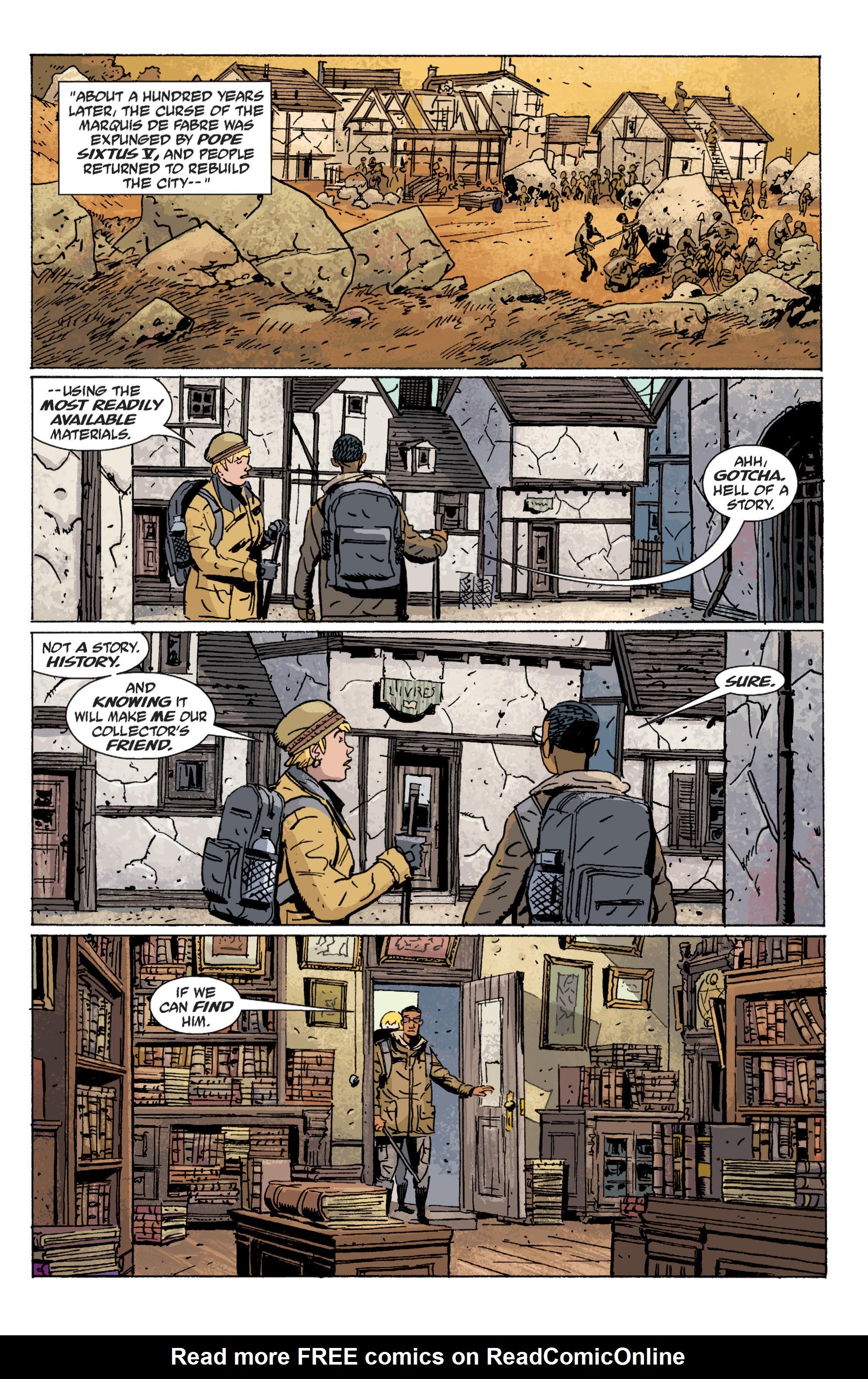 Read online B.P.R.D. (2003) comic -  Issue # TPB 6 - 16