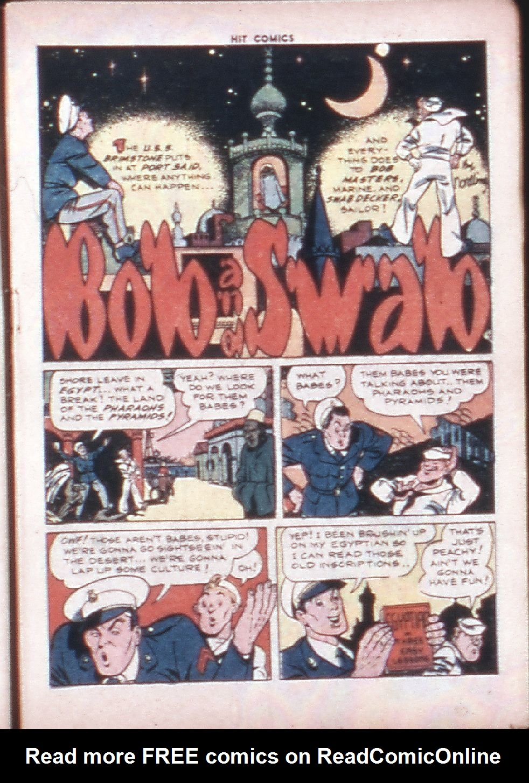 Read online Hit Comics comic -  Issue #33 - 24