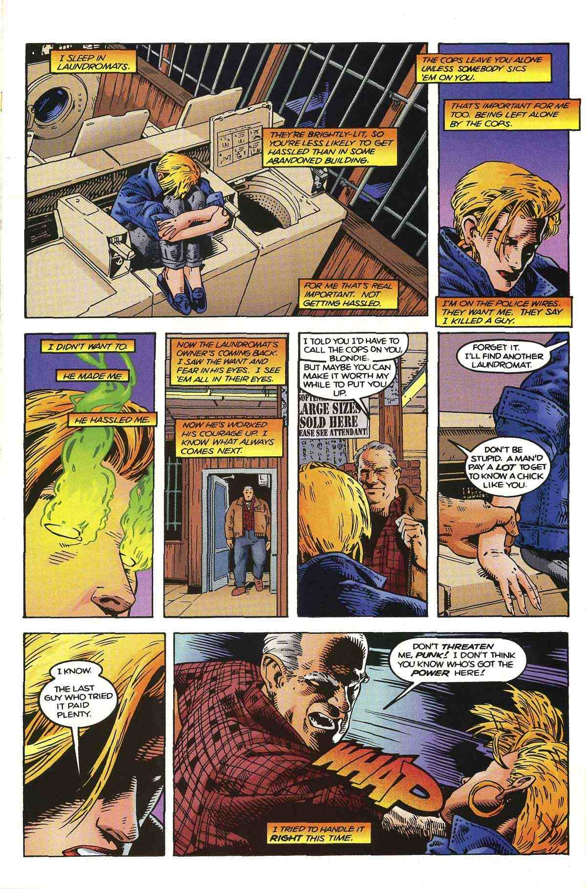 Read online Ultraverse Premiere comic -  Issue #0 - 37