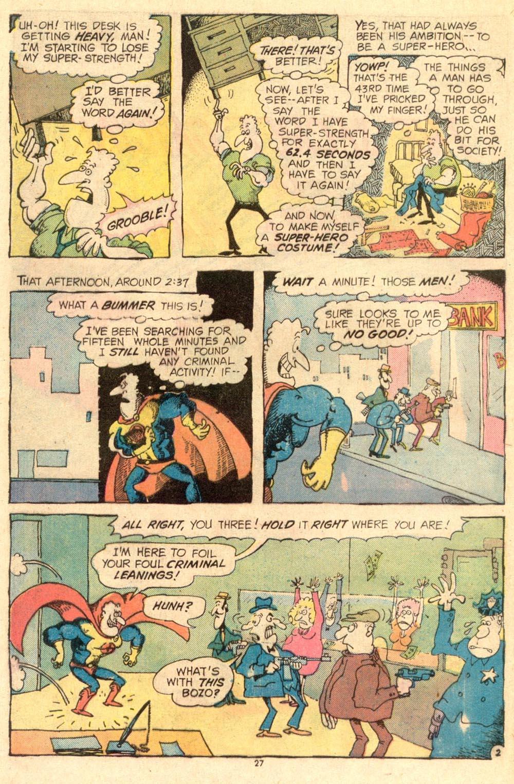 Read online Plop! comic -  Issue #10 - 28