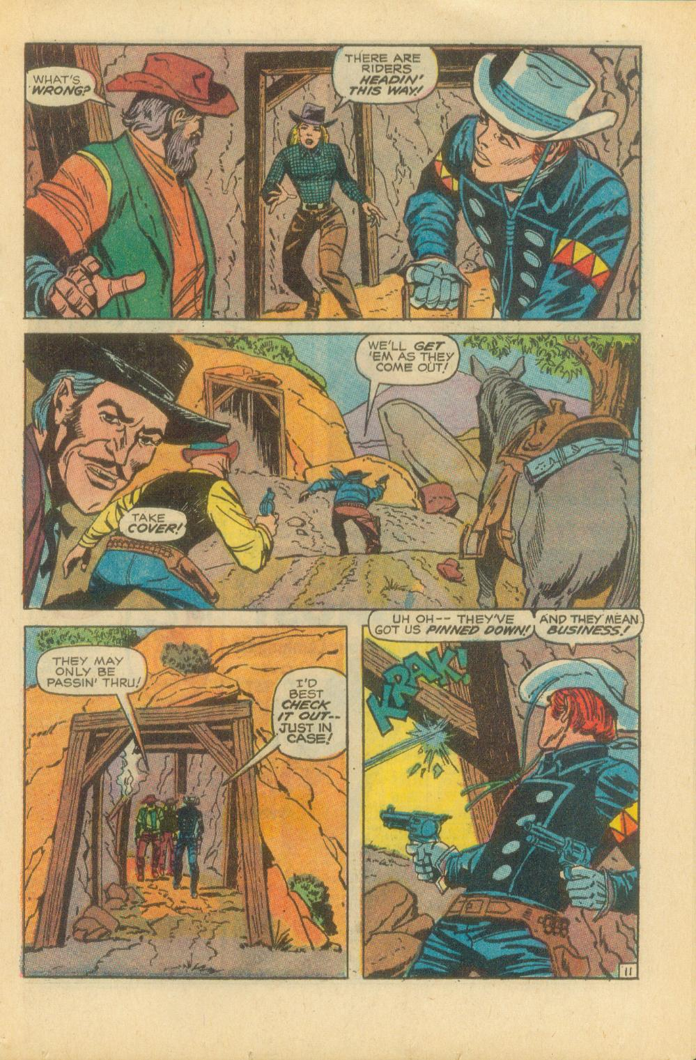 The Rawhide Kid (1955) issue 87 - Page 18