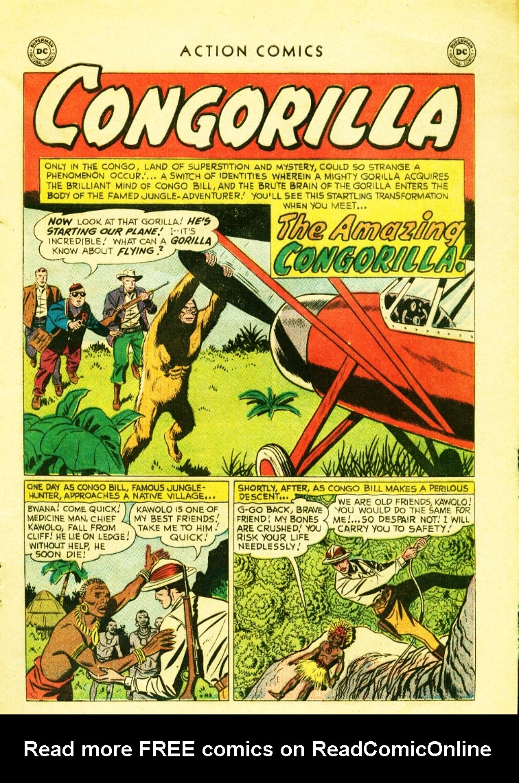 Read online Action Comics (1938) comic -  Issue #248 - 17