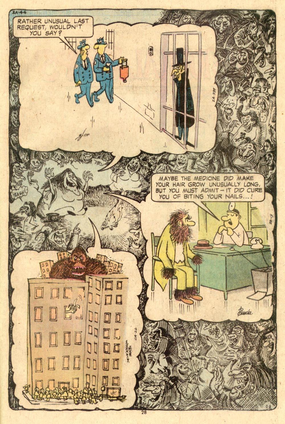 Read online Plop! comic -  Issue #8 - 29